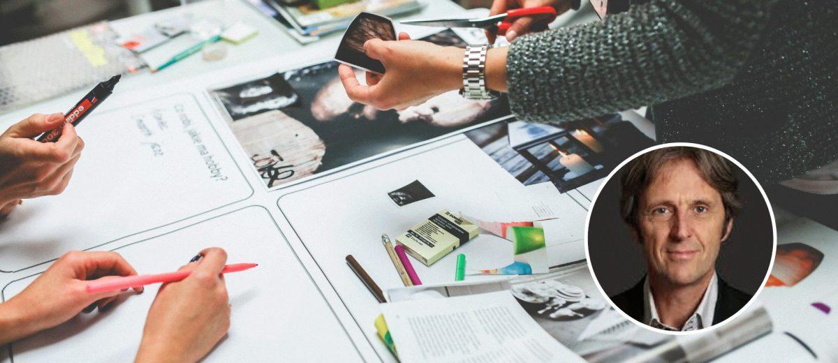 """La rivoluzione del Meeting Design.  Mike van der Vijvier: """"Mettete in discussione la normalità."""""""